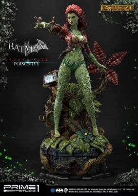 BATMAN ARKHAM CITY - Poison Ivy EXCLUSIVE 1/3 Statue 80 cm Prime 1