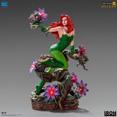 DC COMICS - Poison Ivy by Ivan Reis Art Scale 1/10 Statue 20 cm Iron Studios