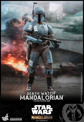 STAR WARS : MANDALORIAN - Death Watch 1/6 Actionfigur 30 cm Hot Toys