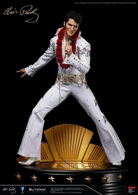 ELVIS - Elvis Presley Superb Scale Hybrid 1/4 Statue 52 cm Blitzway