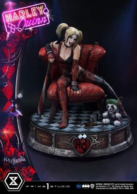 BATMAN ARKHAM CITY - Harley Quinn 1/3 Statue 58 cm Prime 1