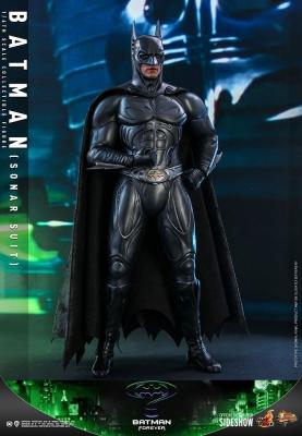 BATMAN FOREVER - Batman Sonar Suit 1/6 Actionfigur Hot Toys