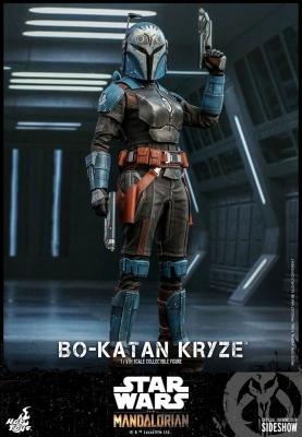 STAR WARS : MANDALORIAN - Bo-Katan Kryze 1/6 Actionfigur 28 cm Hot Toys