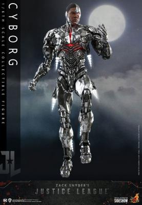 ZACK SNYDER´S JUSTICE LEAGUE - Cyborg 1/6 Actionfigur 32 cm Hot Toys