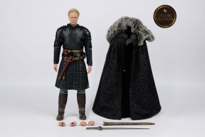 GAME OF THRONES - Brienne of Tarth DELUXE 1/6 Actionfigur 32 cm ThreeZero
