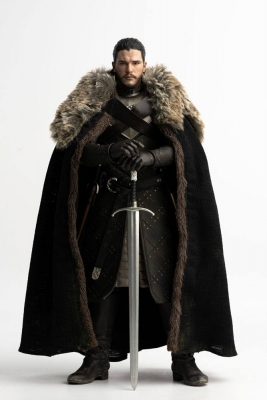 GAME OF THRONES - Jon Snow Season 8 1/6 Actionfigur 29 cm ThreeZero