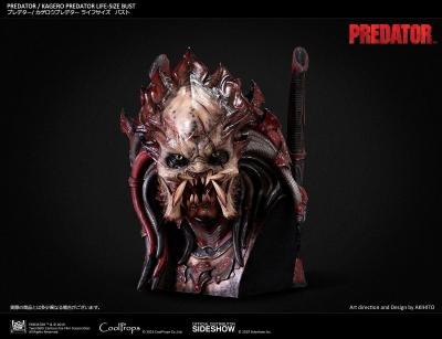 PREDATOR - Kagero Predator 1/1 Büste 64 cm Coolprops Sideshow
