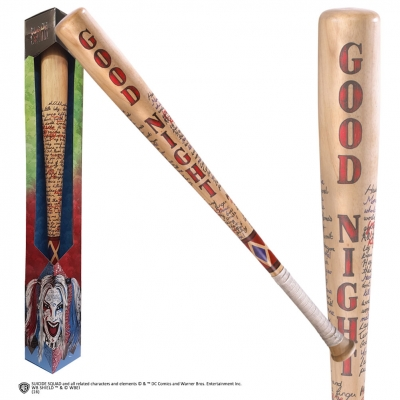 SUICIDE SQUAD - Harley Quinns Baseballschläger Noble Collection