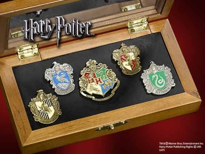 HARRY POTTER -  Pin Kollektion Hogwarts Noble Collection