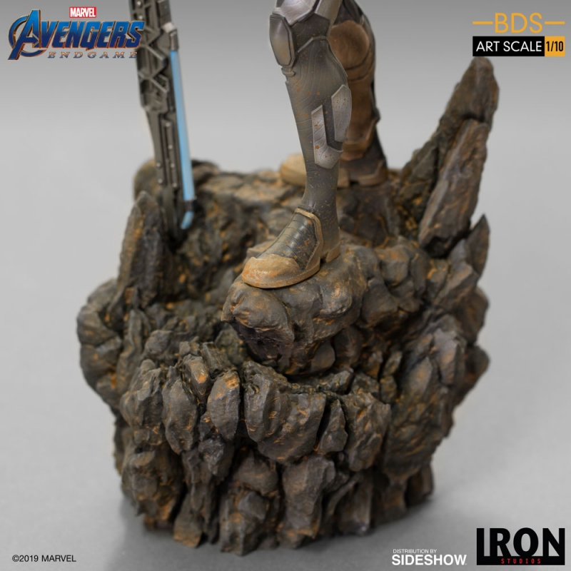 Avengers Endgame Iron Studios  Marvel Proxima Midnight Black Order Deluxe