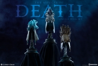 COURT OF THE DEAD - The Aspects of Death Mask 1/4 3er Set Sideshow