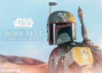 STAR WARS - Boba Fett 1/1 Life Size Büste 77 cm Sideshow