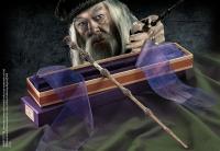 HARRY POTTER - Albus Dumbledore Zauberstab Noble Collection