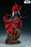 STAR WARS - Asajj Ventress Mythos Statue 58 cm Sideshow