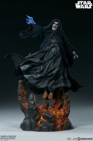 STAR WARS - Darth Sidious Mythos Statue 53 cm Sideshow