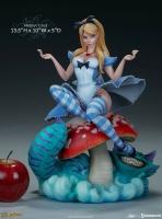 FAIRYTALE FANTASIES - Alice im Wunderland Statue 30 cm Sideshow