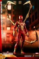 SPIDERMAN - Iron Spider Armor 1/6 Videogame Actionfigur Hot Toys