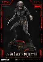 PREDATOR 2018 - Assassin Predator DELUXE 1/4 Statue 93 cm Prime1