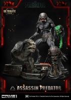 PREDATOR 2018 - Assassin Predator ULTIMATE 1/4 Statue 93 cm Prime1