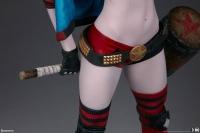 DC COMICS - Harley Quinn Hell on Wheels Premium Format Figur 51 cm Sideshow