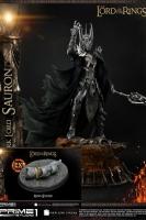 HERR DER RINGE - The Dark Lord Sauron EXCLUSIVE 1/4 Statue 109 cm Prime1