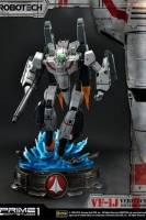 ROBOTECH - VF-1J Officer's Veritech Battloid Mode Statue Prime1