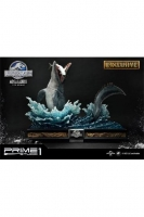 JURASSIC WORLD - Mosasaurus EXCLUSIVE 1/15 Statue 66 cm Prime 1