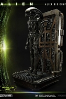 ALIEN - Big Chap Action Museum Art Statue / Wand-Relief 88 cm Prime1
