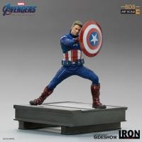 AVENGERS: ENDGAME - Captain America 2023 Art Scale 1/10 Statue 19 cm Iron Studios