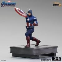 AVENGERS: ENDGAME - Captain America Art Scale 1/10 Statue 21 cm Iron Studios