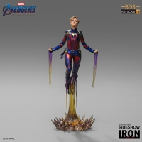 AVENGERS: ENDGAME - Captain Marvel BDS Art Scale 1/10 Statue Iron Studios