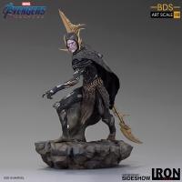 AVENGERS: ENDGAME - Corvus Glaive Black Order BDS Art Scale 1/10 Statue Iron Studios
