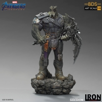 AVENGERS: ENDGAME - Cull Obsidian Black Order BDS Art Scale Statue Iron Studios