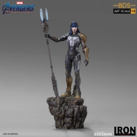 AVENGERS: ENDGAME - Proxima Midnight Black Order BDS Art Scale Statue Iron Studios