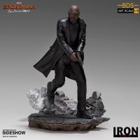 SPIDER MAN: FAR FROM HOME - Nick Fury BDS Art Scale 1/10 Statue Iron Studios