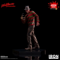 NIGHTMARE ON ELM STREET - Freddy Krueger Art Scale 1:10 Statue Iron Studios