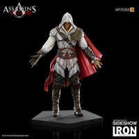 ASSASSINS CREED II - Ezio Auditore Art Scale Statue Iron Studios
