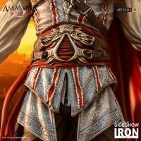 ASSASSINS CREED II - Ezio Auditore Art Scale Statue Iron Studios