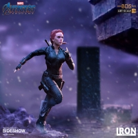 AVENGERS: ENDGAME - Black Widow Art Scale 1/10 Statue Iron Studios