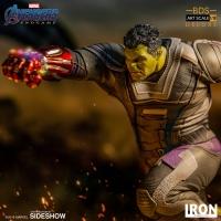 AVENGERS: ENDGAME - Hulk DELUXE BDS Art Scale 1/10 Statue Iron Studios