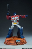 TRANSFORMERS - Optimus Prime - G1 Museum Scale Statue Pop Culture