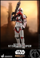 STAR WARS : MANDALORIAN - Incinerator Stormtrooper 1/6 Actionfigur Hot Toys
