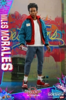 SPIDERMAN : A NEW UNIVERSE - Miles Morales 1/6 Actionfigur Hot Toys