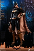 BATMAN ARKHAM KNIGHT - Batgirl 1/6 Actionfigur 30 cm Hot Toys