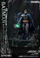 BATMAN HUSH - Batman Batcave Version DELUXE 1/3 Statue 88 cm Prime 1