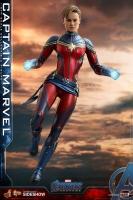 AVENGERS : ENDGAME - Captain Marvel 1/6 Actionfigur 29 cm Hot Toys