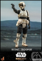 STAR WARS : MANDALORIAN - Scout Trooper 1/6 Actionfigur Hot Toys