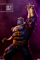AVENGERS ASSEMBLE - Thanos Modern Version 1/5 Statue 58 cm Sideshow
