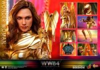 WONDER WOMAN 1984 - Golden Armor Wonder Woman 1/6 Actionfigur Hot Toys