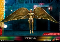 WONDER WOMAN 1984 - Golden Armor Wonder Woman DELUXE 1/6 Actionfigur Hot Toys